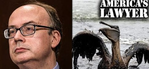 former BP lead counsel, Clark, conflict of interest scandal, deep water horizon