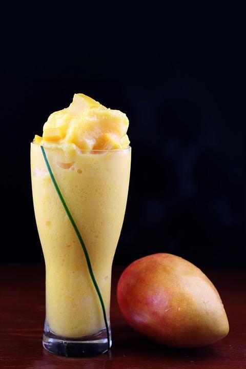 Apple Mango Lassi, Mango Lassi, Lassi, Indian, summer drink, refereshing,